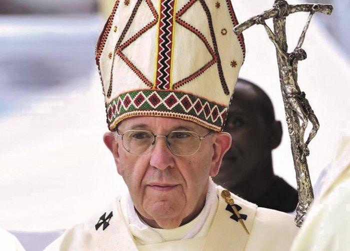 Франциск: разворота на Восток не будет