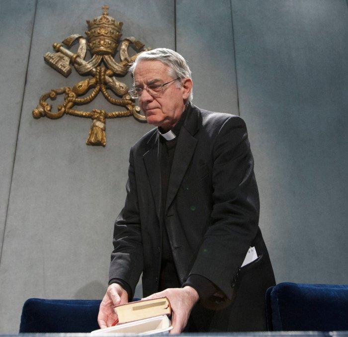 О. Федерико Ломбарди уходит в отставку