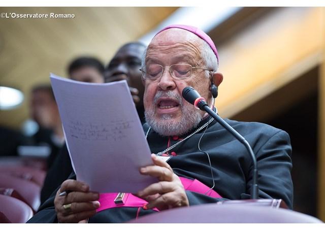 Греческий епископ устроил истерику и обвинил четырех кардиналов в ереси, схизме и апостасии
