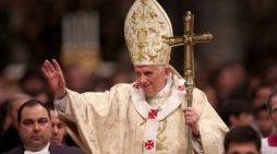 Бенедикт XVI: Пойдем туда, в Вифлеем