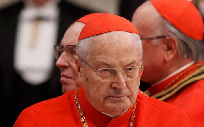 Кардинал Анджело Содано