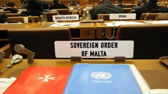 Профессор Курт Мартенс об аннексии Мальтийского Ордена: «ООН должна вмешаться»