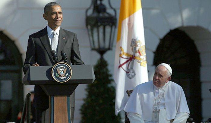 Бергольо — ставленник Обамы?