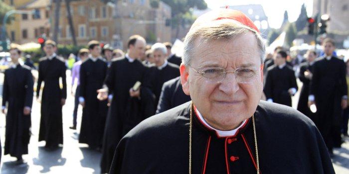 Кардинал Бёрк: «Слова Великого Командора Мальтийского Ордена — клевета»
