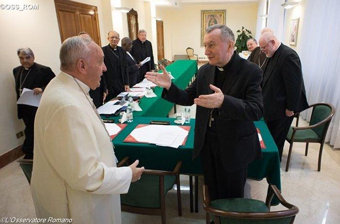 Совет кардиналов заявил о «полной поддержке» Франциска