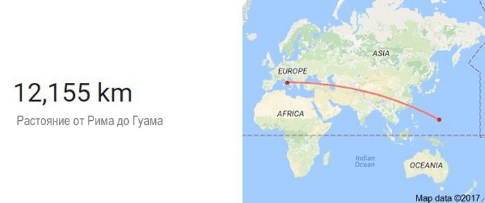 Кардинала Бёрка отправляют за 12 тысяч километров от Рима