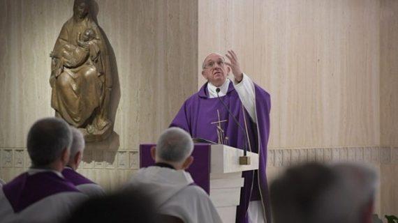 «Христос стал диаволом»: учительство Франциска берет новые высоты