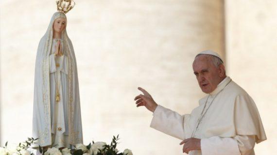Франциск искажает смысл Фатимского послания