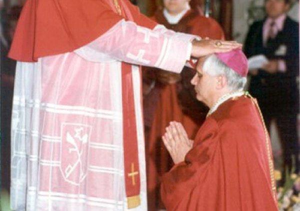 40-летие епископской хиротонии Йозефа Ратцингера — Папы Бенедикта XVI