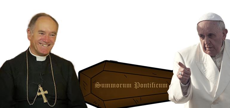 """Франциск планирует отменить """"Summorum Pontificum""""?"""