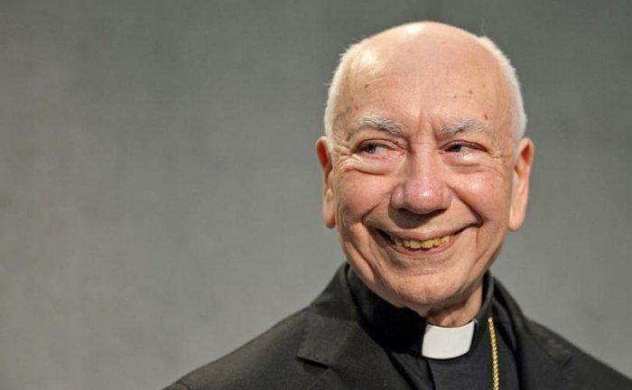 Кардинал Франческо Коккопальмерио
