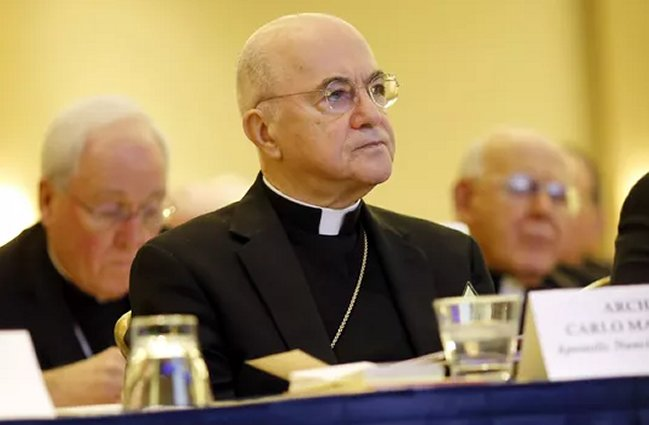 Бывший Апостольский нунций в США призвал Франциска уйти в отставку