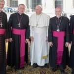 Бергольо с российскими епископами
