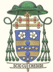 Герб Архиепископа Вигано